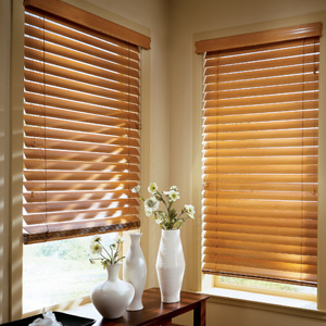 Wood Blinds RGV